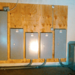 electric panel boxes in Calvert county