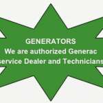 electrical services generators solar power in Charles County