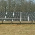 Commercial Ground Mount Solar Panels in Maryland