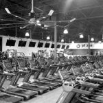 lighting commercial business planet fitness
